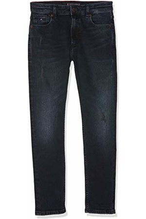 Tommy Hilfiger Boy's Randy Relaxed Mobbst Jeans (Moore Stretch 911)