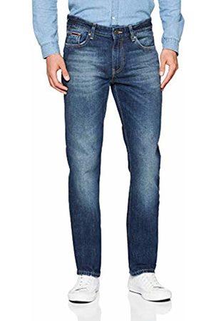 Tommy Hilfiger Men's Original Straight Ryan Omblrg Jeans (Orton Mid Rigid 911)
