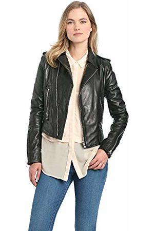 Oakwood Women's Blouse Jacket (Schwarz) UK 12
