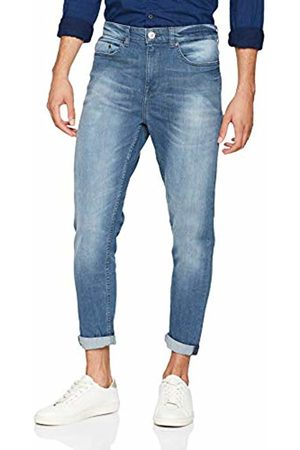New Look Men's Fryer Tapered Fit Jeans (Mid )