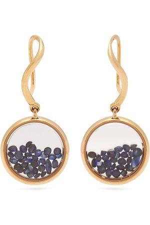 Aurélie Bidermann Chivor Sapphire & 18kt Gold Earrings - Womens
