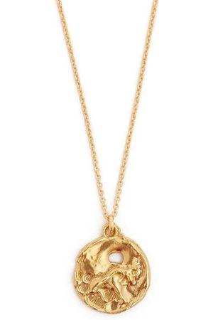 Alighieri Taurus -plated Necklace - Womens