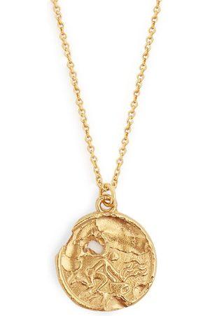 Alighieri Aquarius -plated Necklace - Womens