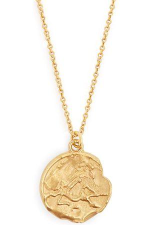 Alighieri Virgo 24kt -plated Necklace - Womens