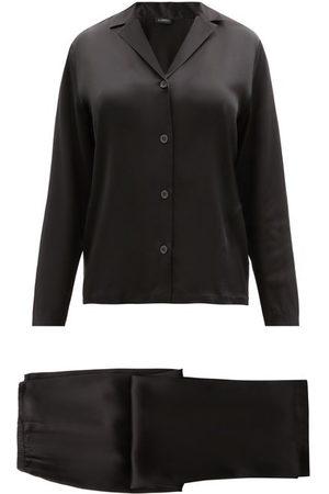 La Perla - Silk Satin Pyjama Set - Womens