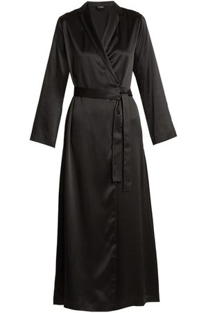 La Perla - Silk Satin Robe - Womens