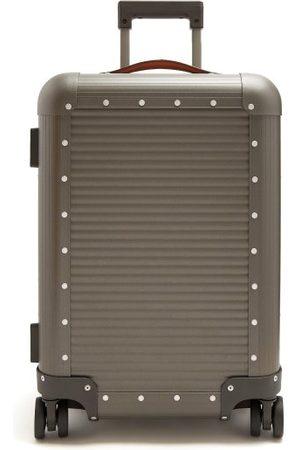 FPM Milano Spinner 53 Stud-embellished Cabin Suitcase - Mens