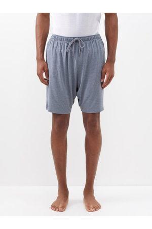 Derek Rose - Marlowe Jersey Pyjama Shorts - Mens