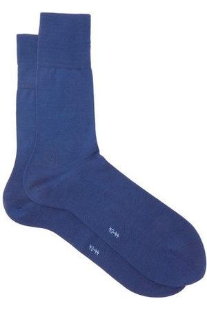 Men Socks - Falke - Tiago City Cotton Blend Socks - Mens