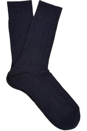 Falke - Lhasa Wool And Cashmere Blend Socks - Mens
