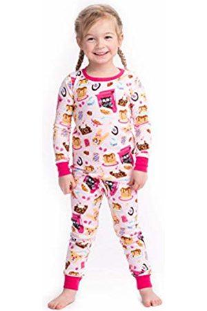 Hatley Girls Long Sleeve - Girl Organic Cotton Long Sleeve Printed Pyjama Sets