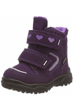 Superfit Girls' HUSKY1 Snow Boots, lila 90
