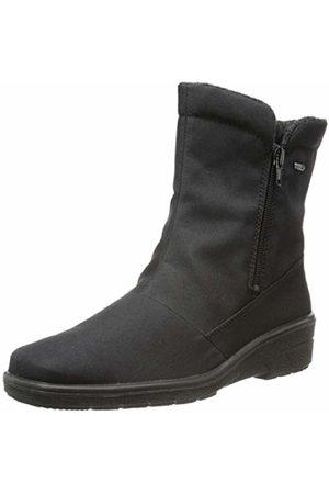 Jenny Womens München-St Snow Boots Schwarz (schwarz 06) Size: 42
