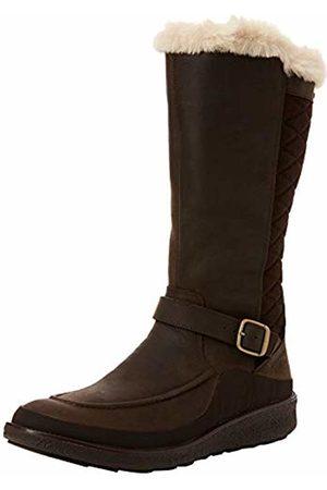 Merrell Women's Tremblant Ezra Tall Polar Wp High Boots, Espresso