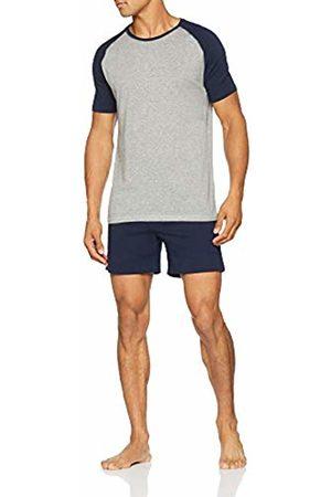 Celio Men's Jipyflow Pyjama Set, Navy