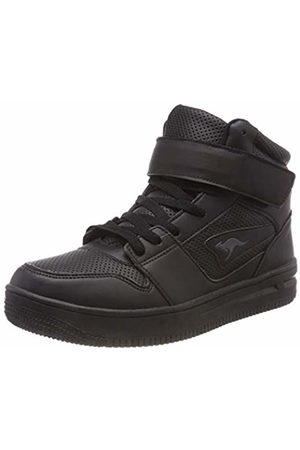 Kangaroos Unisex Adults' Future-Space Hi-Top Trainers (Jet 5001)