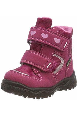 Superfit Girls Snow Boots - Girls' HUSKY1 Snow Boots, (Rot/rosa 50)