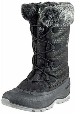 Kamik Women's Momentum2 Snow Boots ( -Noir Blk)