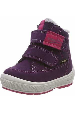 Superfit Girls' Groovy Snow Boots