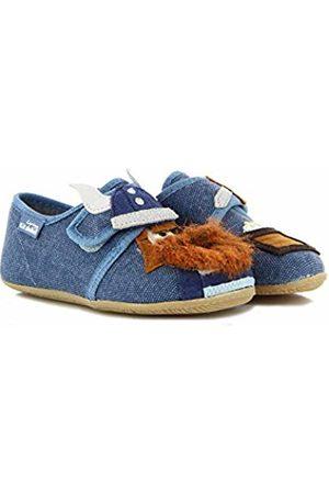 Living Kitzbühel Boys' Klettmodell Wikinger Slippers