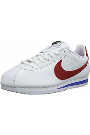 Nike Women's Classic Cortez Leather Gymnastics Shoes ( -Varsity Royal)