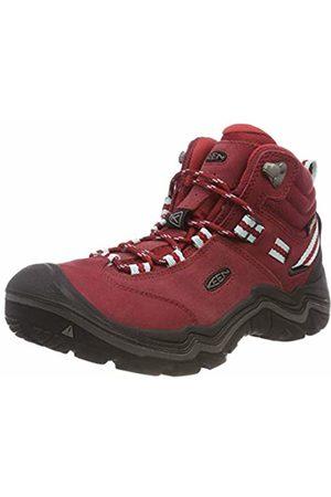 Keen Women's Wanderer Waterproof Mid High Rise Hiking Shoes