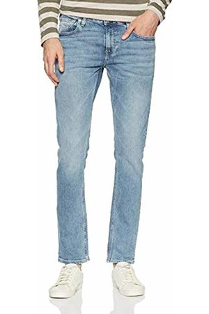 Scotch&Soda Men's Skim-Blauw Wonder Straight Jeans