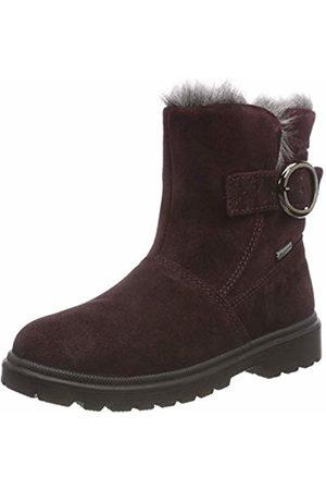 Superfit Girls' Spirit Snow Boots, (Rot 50)