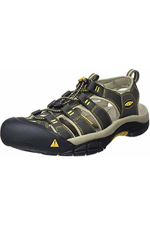 Keen Newport H2, Men's Low Trekking and Walking Shoes, Brown (Raven/Aluminum)