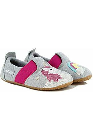 Living Kitzbühel Girls' T-Modell Einhorn&Regenbogen Slippers