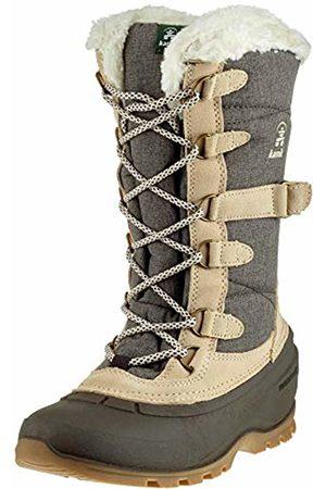 Kamik Women's Snovalley2 Snow Boots ( -Brun BRN)