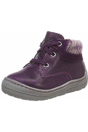 Superfit Baby Girls' SATURNUS Trainers, (Lila/rosa 90)