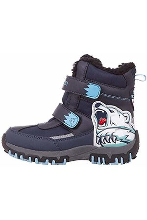 Kappa Boots - Unisex Kids' Claw Tex Classic Boots (Navy/ 6760)