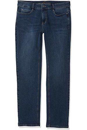 Mac Women's Dream Straight Jeans, ( Authentic Wash D626)