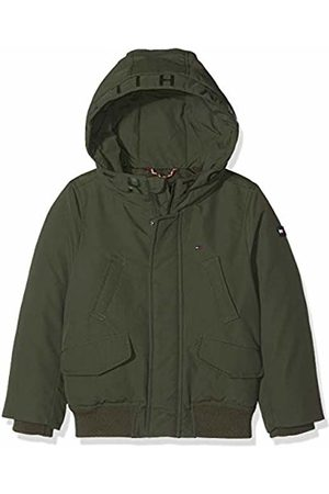 Tommy Hilfiger Boy's Arctic Hooded Bomber Jacket