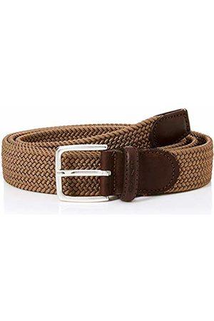 GANT Men's Elastic Braid Belt (Desert )