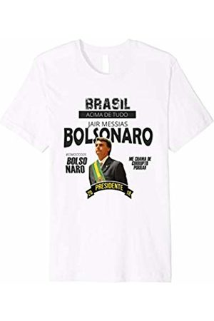 Bolsonaro Presidente Shirt Men and Women