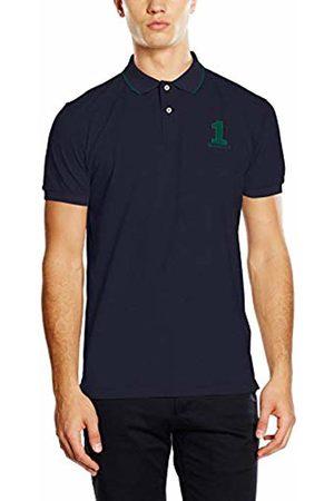 Hackett Hackett Men's New Classic Polo Shirt, (Navy)