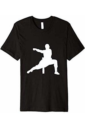 Shaolin kung fu tshirt Tai Chi gift For Women and Men