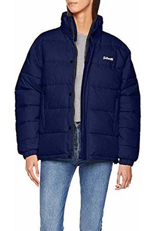 Schott NYC Women's Nebraska Jacket (Royal Rybl)