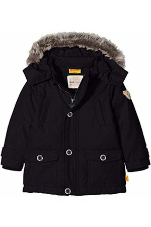 Steiff Baby Boys' Parka Jacket (Marine|