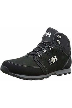Helly Hansen Koppervik, Men's High Rise Hiking Shoes, (Jet Balck/ / Charcoal 991)