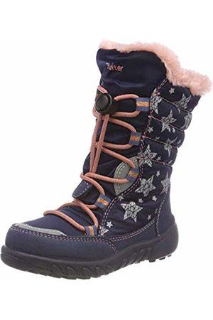 Richter Kinderschuhe Girls' Husky Snow Boots