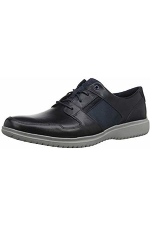 Rockport Men's Dressport 2 Fast Mudguard Shoe Oxfords (New Dress Blues 002)