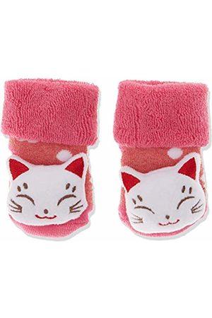 Sterntaler Baby Girls' Rasselsöckchen Socks