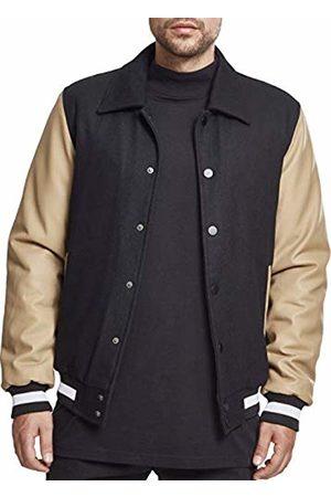 Urban classics Men's Collar College Jacket Track