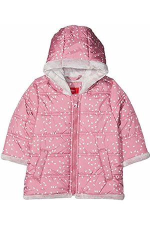 s.Oliver Baby Girls' 59.809.52.7020 Coat (Dark AOP 43a6)