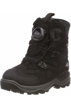 Ecco Unisex Kids' Snow Mountain Boots 9UK Child