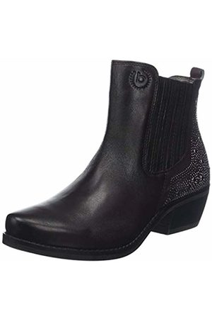 Bugatti Women's 4.31338E+11 Ankle Boots, (Bordo/Metallic 3590)