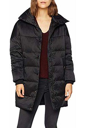 Naf-naf Women's JHNK9 Coat (Noir 625)
